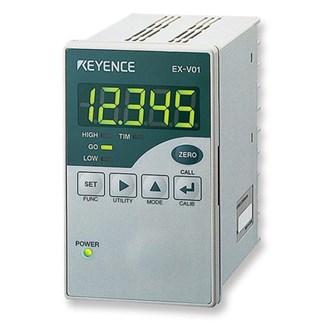 Inductive displacement sensor EX-V10P