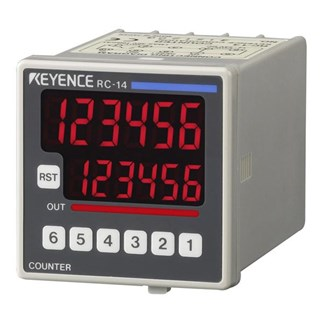 Counter Keyence RC-13