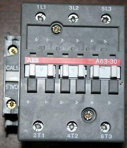 Khởi động từ ABB A63-30-11-84